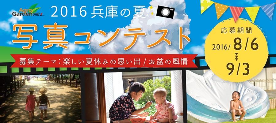 2016 兵庫の夏 写真コンテスト