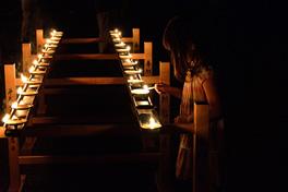 『 少女の祈り 』